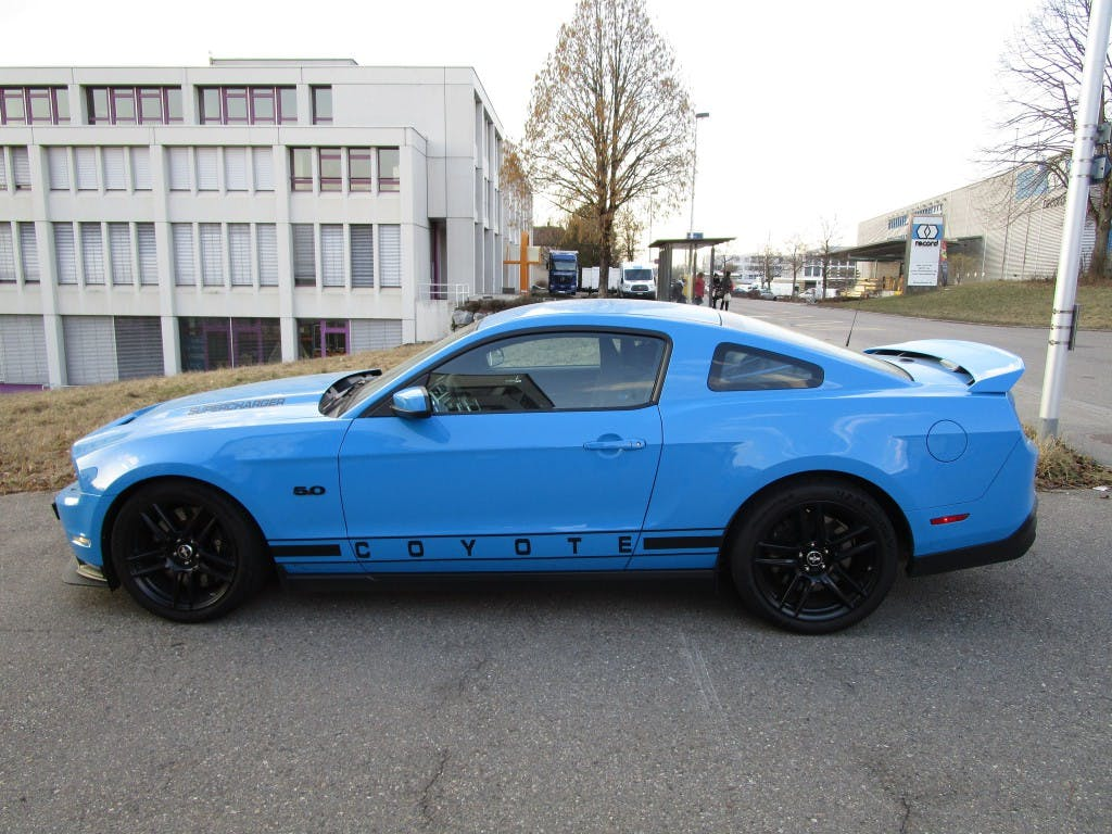 coupe Ford Mustang 5.0 COYOTE