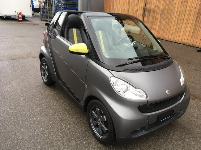 cabriolet Smart Fortwo FORTWO