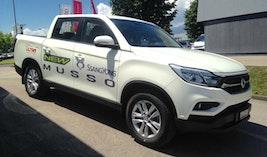SsangYong Musso 2.2 e-XDI Quartz 50 km 39'900 CHF - buy on carforyou.ch - 3
