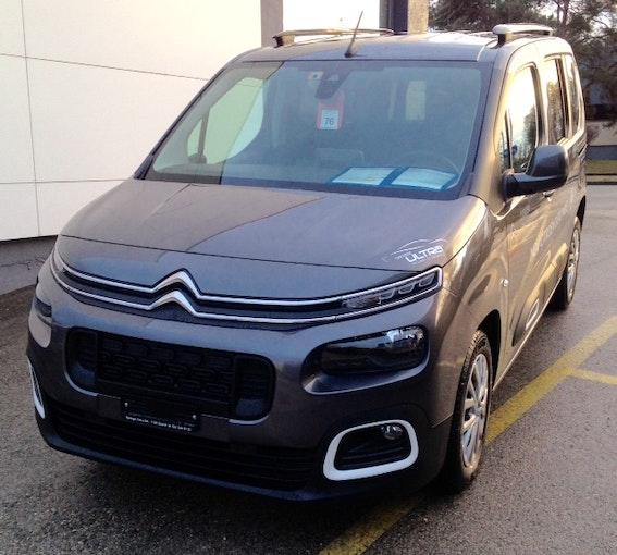 Citroën Berlingo Multispace 1.5 BlueHDi 100 Feel 500 km 30'600 CHF - kaufen auf carforyou.ch - 1