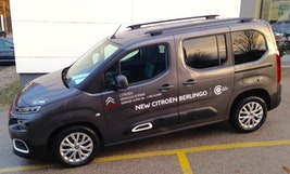 Citroën Berlingo Multispace 1.5 BlueHDi 100 Feel 500 km 30'600 CHF - kaufen auf carforyou.ch - 2