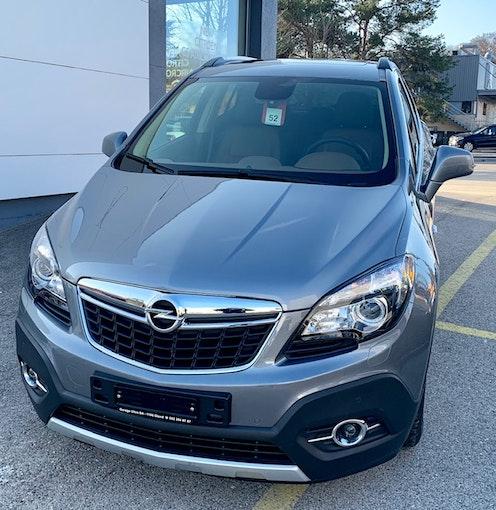 Opel Mokka 1.7 CDTI 4x4 Enjoy S/S 90'000 km 12'900 CHF - acheter sur carforyou.ch - 1