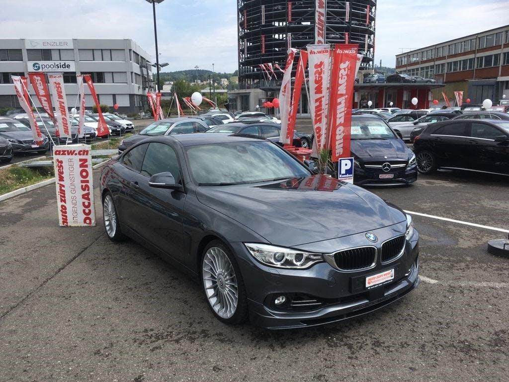 coupe BMW Alpina B4 BiTurbo Coupé 3.0 Switch-Tronic