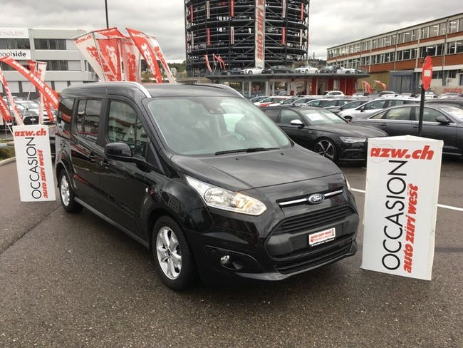 van Ford Grand Tourneo Connect 1.5 TDCi Titanium