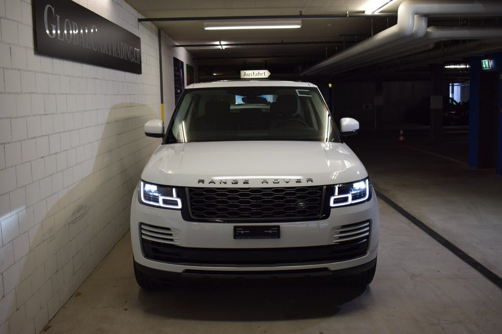 suv Land Rover Range Rover 3.0 TDV6 HSE Automatic