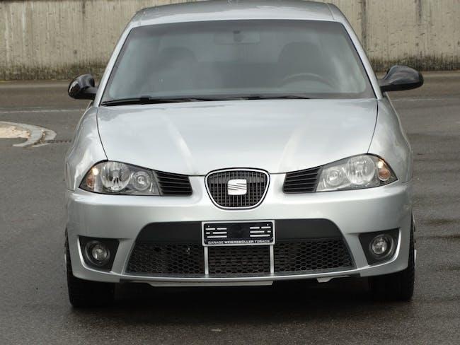 saloon SEAT Ibiza 1.8 20V TCupra