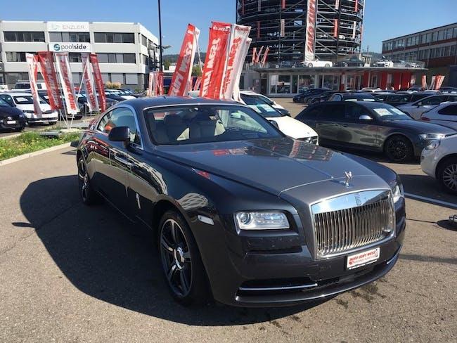 coupe Rolls Royce Wraith 6.6 V12