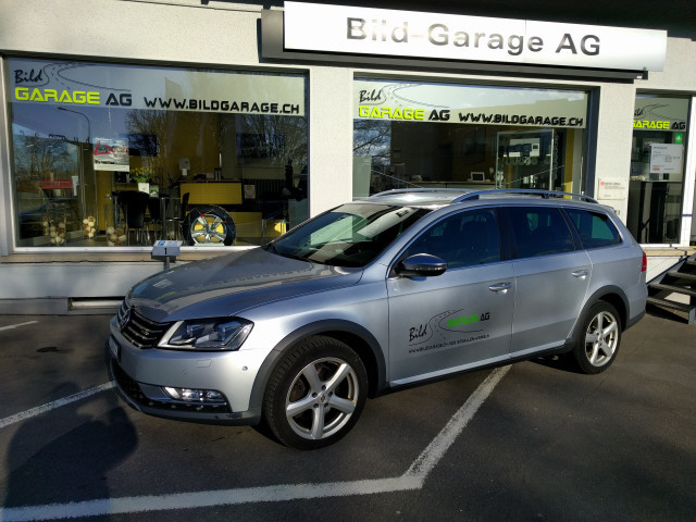 estate VW Passat Alltrack 2.0TSI 4M