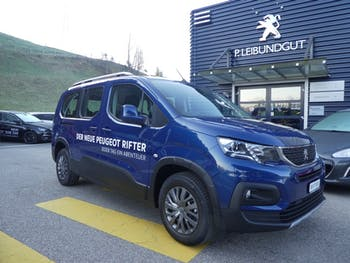 van Peugeot Rifter Long 1.5 BlueHDi 130 Allure