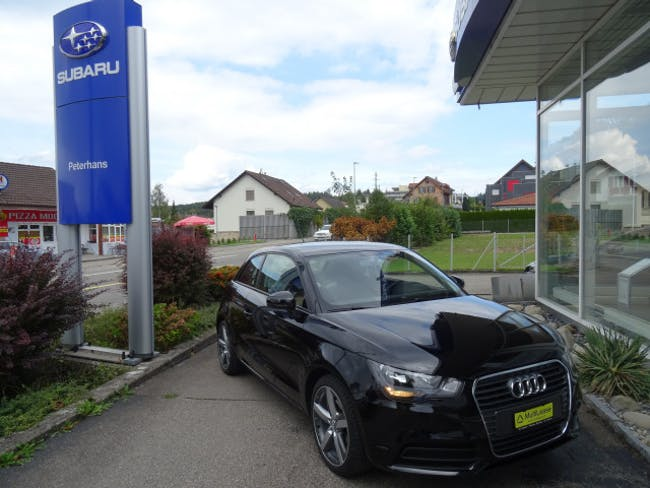 saloon Audi A1 1.6 TDI Attraction