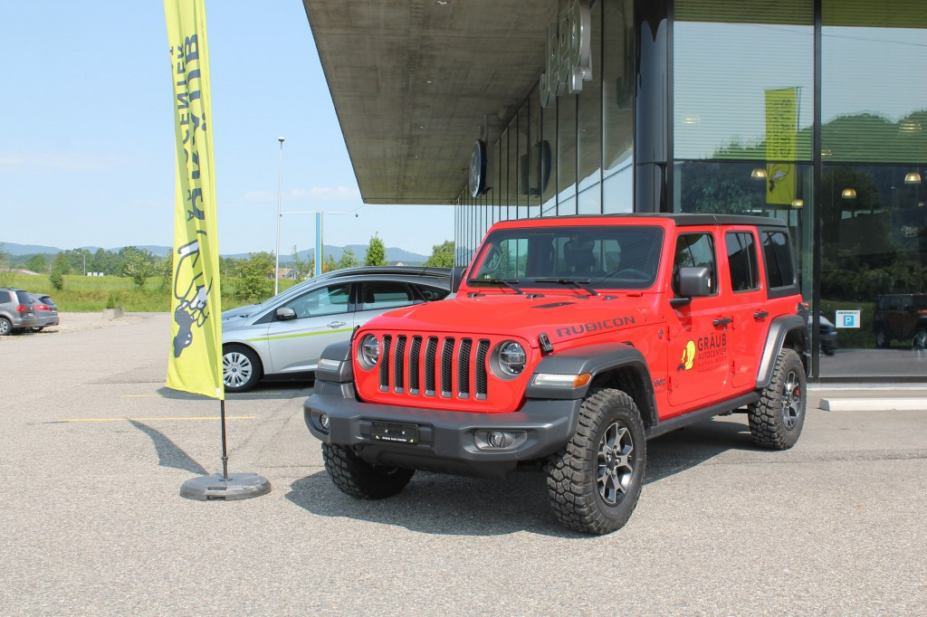 Buy Jeep Wrangler >> Buy Suv Jeep Wrangler 2 2mj Unlimited Rubicon Automatic On