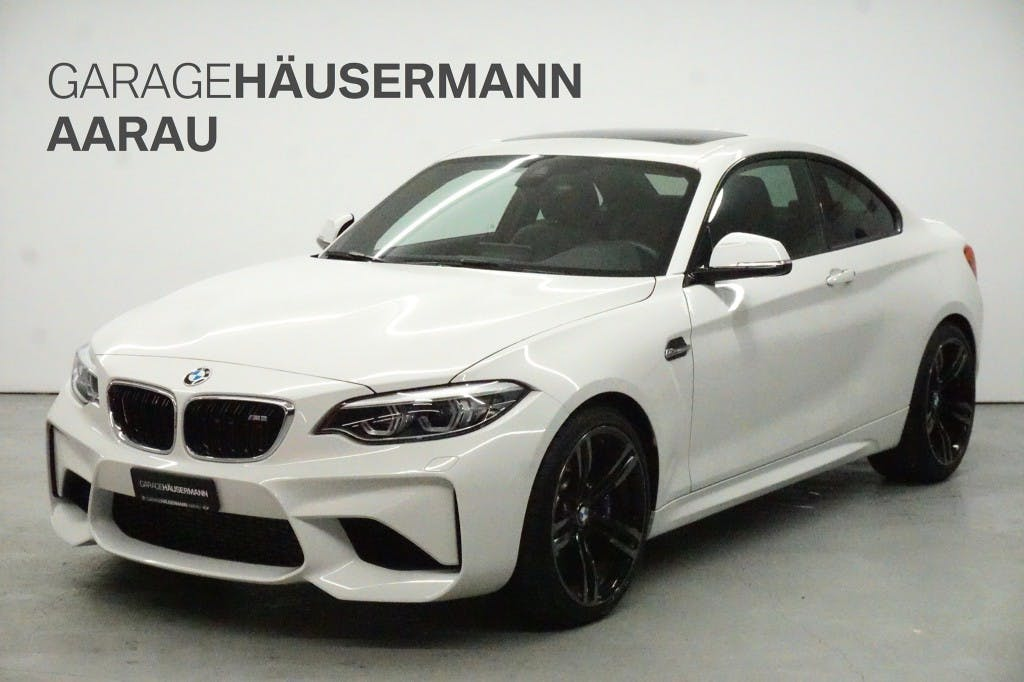 coupe BMW 2er M2 Drivelogic