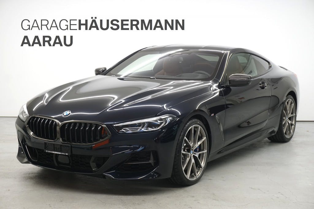 coupe BMW 8er M850i xDrive Steptronic