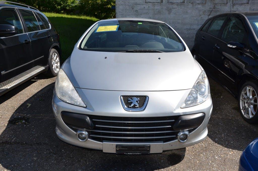 cabriolet Peugeot 307 CC 2.0 HDI Platinum Edition