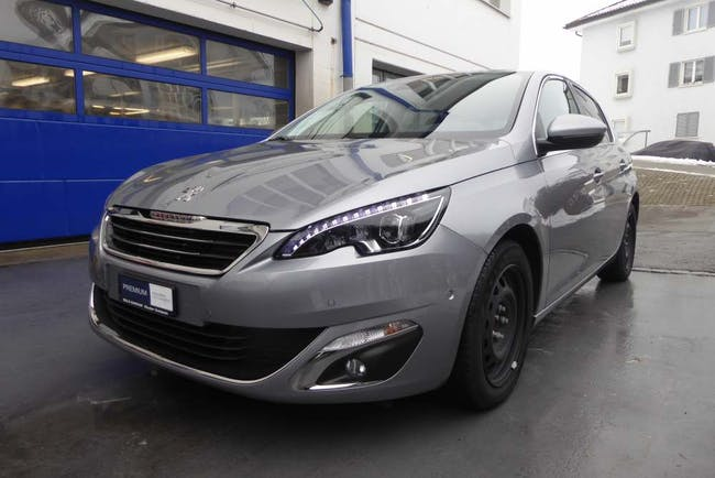 saloon Peugeot 308 1.6 BlueHDi Allure