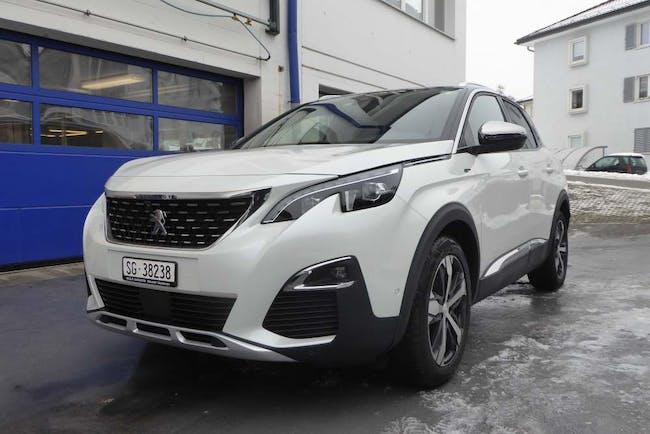suv Peugeot 3008 2.0 BlueHDi 180 GT