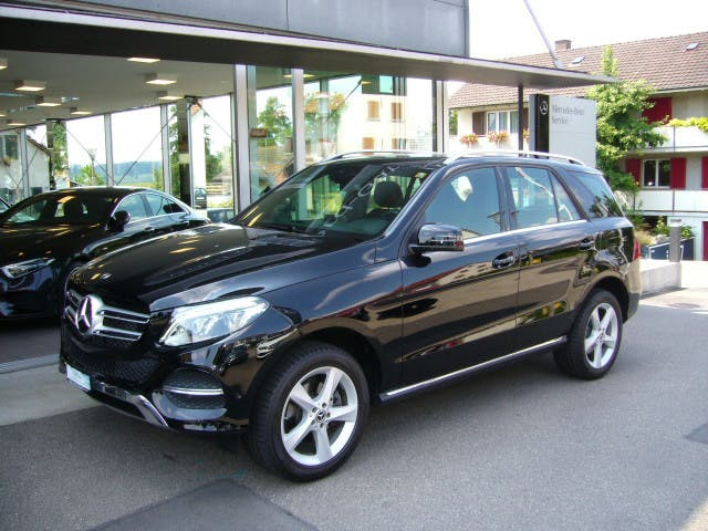 suv Mercedes-Benz GLE-Klasse GLE 250 d 4Matic