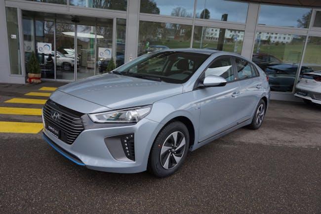 saloon Hyundai Ioniq 1.6 HEV Amplia