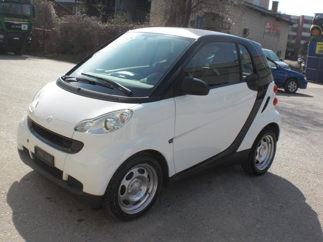saloon Smart Fortwo pure mhd softouch