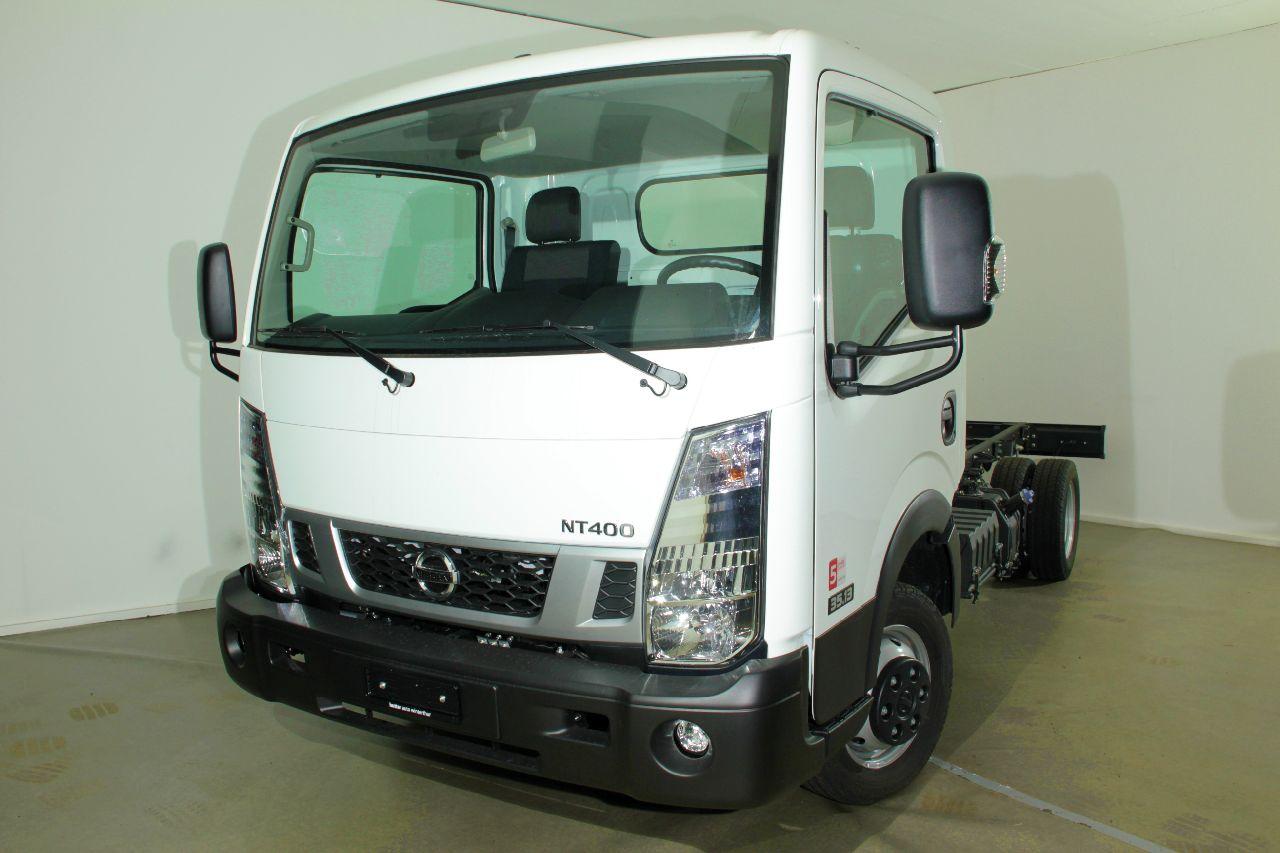 saloon Nissan NT400 Cabstar K.-Ch.35 L2 3.0dCi 130