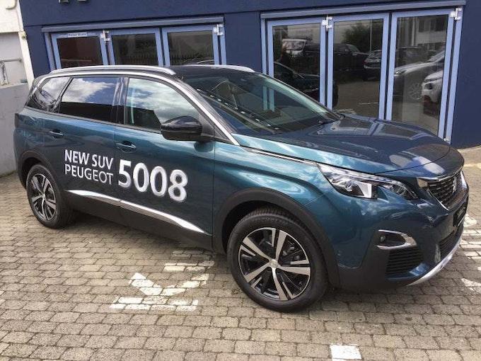 Peugeot 5008 1.2 PureTech Allure 17'642 km 30'000 CHF - acheter sur carforyou.ch - 1