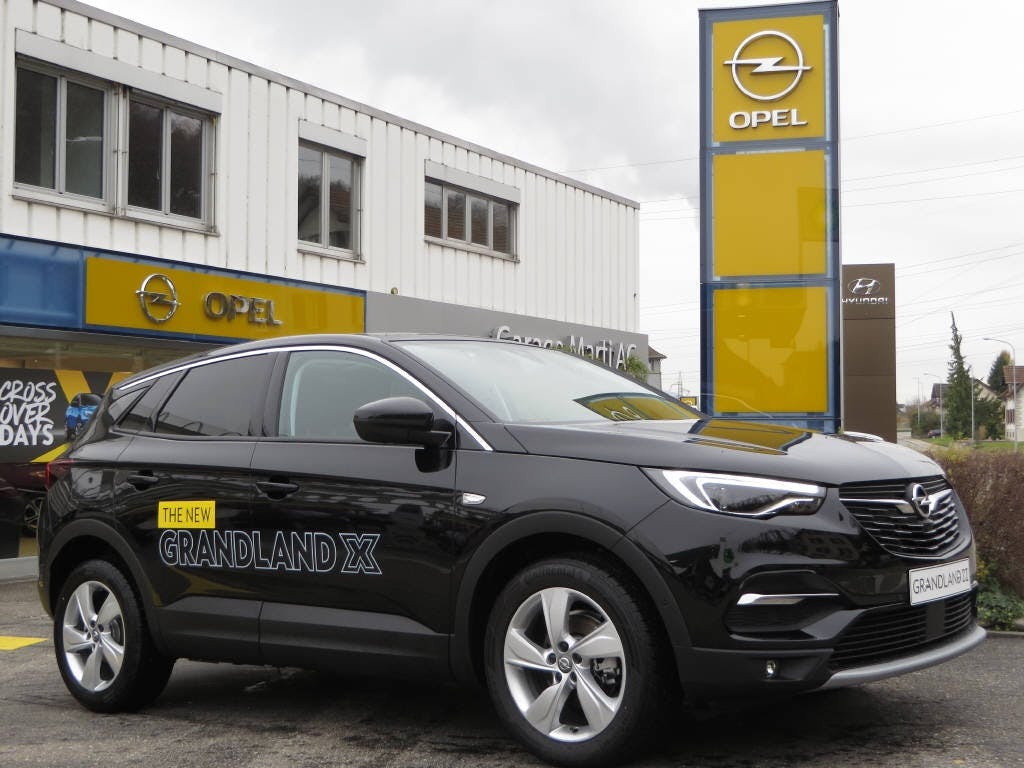 suv Opel Grandland X 1.2 Turbo Excellence