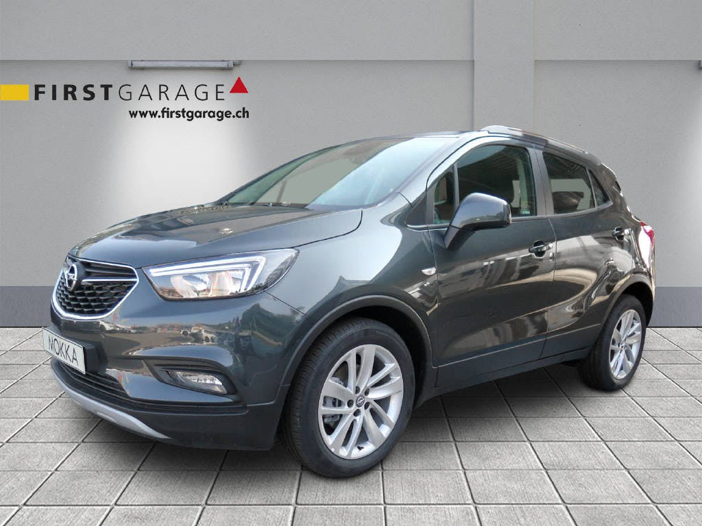 suv Opel Mokka X 1.4T 4x4 Enjoy S/S