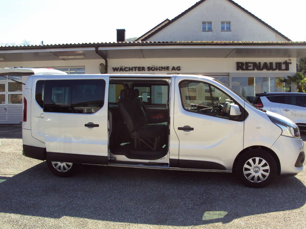 bus Renault Trafic Bus Grand Passenger 1.6 dCi TwinT