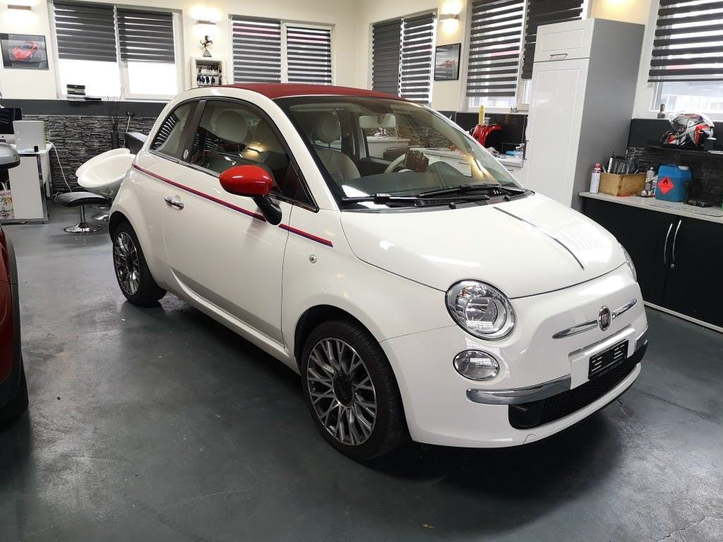 cabriolet Fiat 500 1.2 America Limited Edition