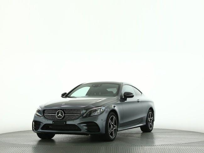 coupe Mercedes-Benz C-Klasse C 200 AMG Line Coupé 4Matic 9G-Tronic
