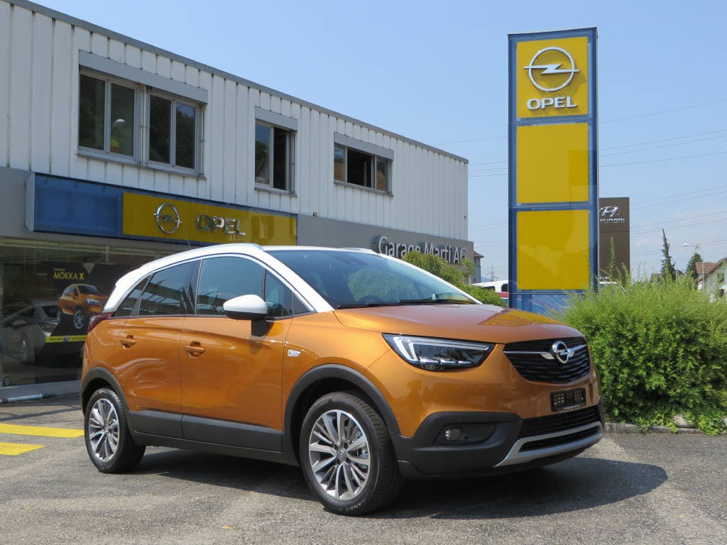 suv Opel Crossland X 1.2 Turbo Excellence S/S