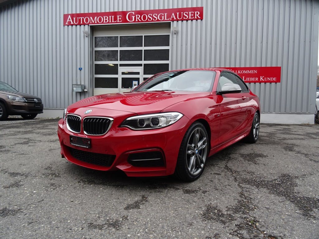 coupe BMW 2er M235i xDrive Steptronic