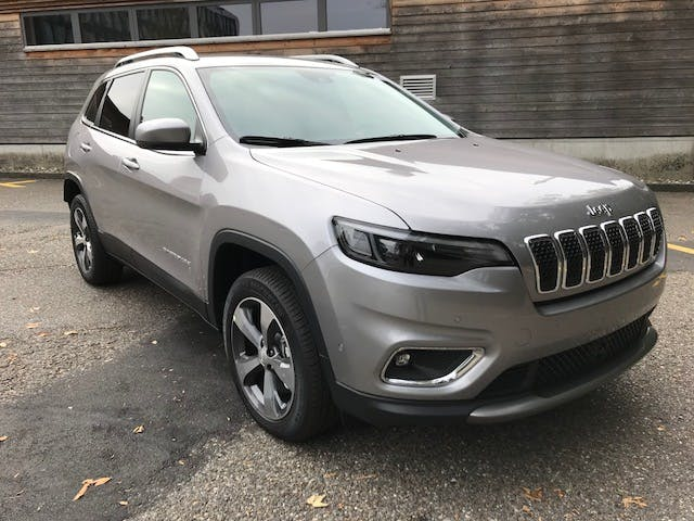 suv Jeep Cherokee 2.2D/195 Limited 4x4