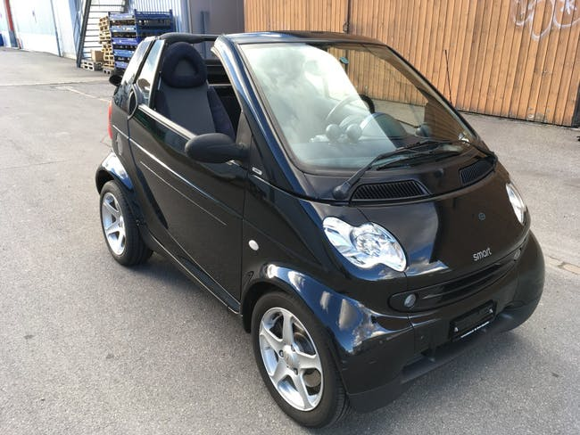 cabriolet Smart City/Fortwo FORTWO