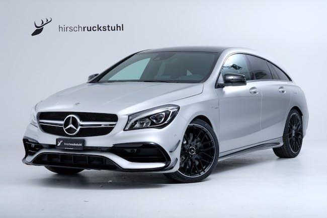 estate Mercedes-Benz CLA-Klasse CLA Shooting Brake 45 AMG 4Matic Speedshift