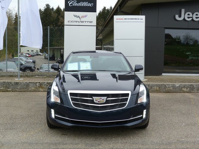 saloon Cadillac ATS Sedan 2.0 Turbo Premium AWD Automatic