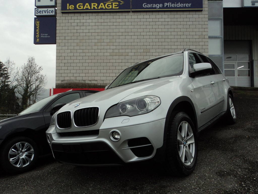 suv BMW X5 xDrive 30d Steptronic