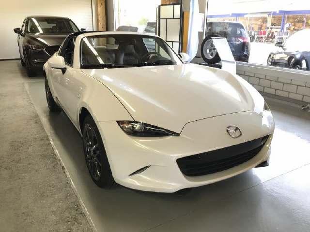 cabriolet Mazda MX-5 RF 2.0/160 Revolution 2