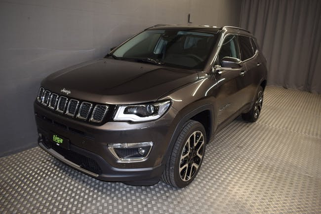 suv Jeep Compass 2.0 CRD Limited AWD