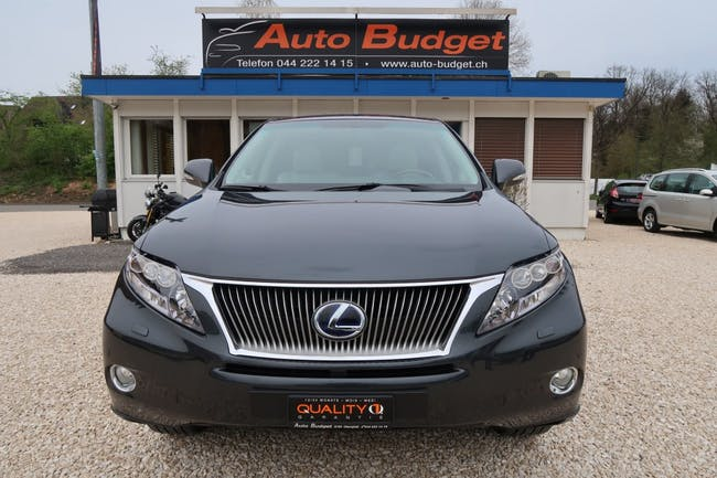suv Lexus RX 450h Limited AWD Automatic
