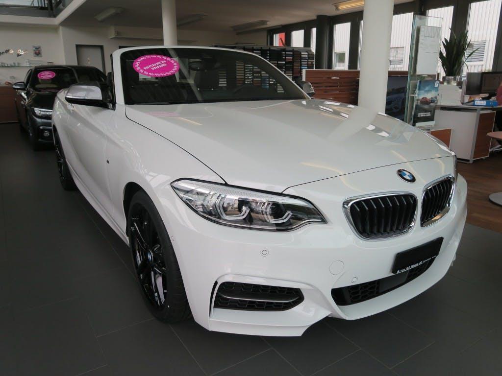 cabriolet BMW 2er M240i xDrive Steptronic