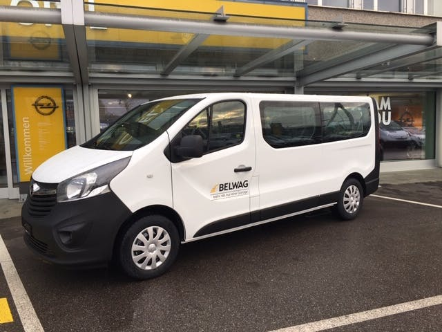bus Opel Vivaro Kom 2.9t 1.6 D/120 S/S L2 H1