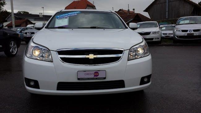 saloon Chevrolet Epica 2.0 VCDi LT Automatic