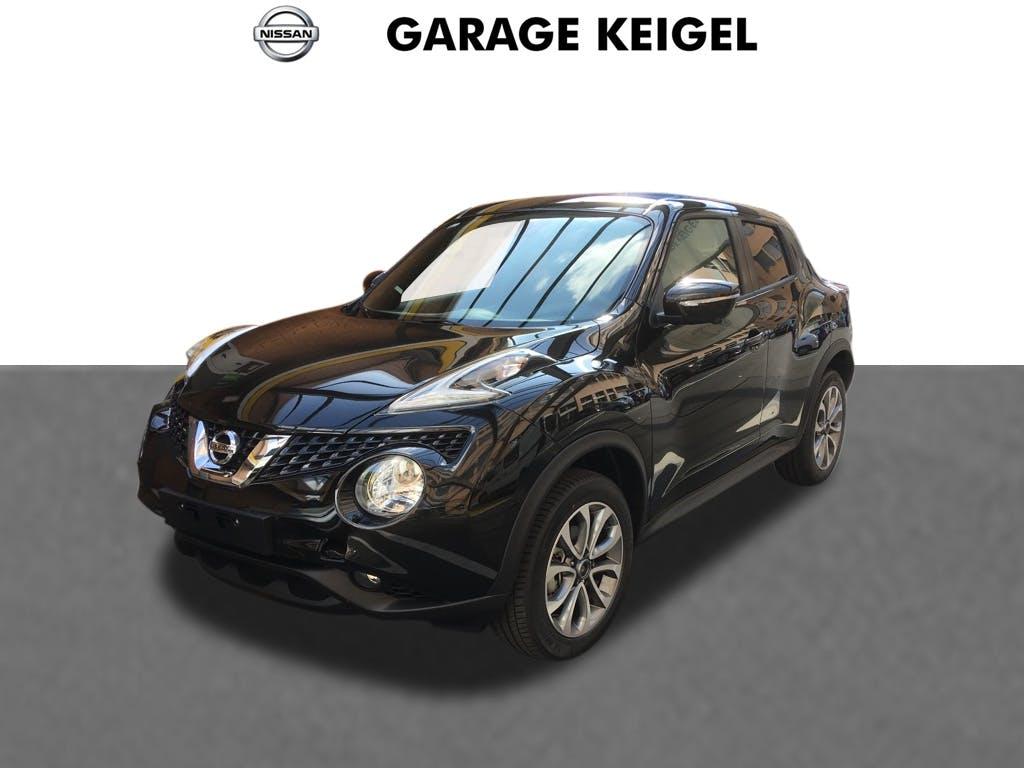suv Nissan Juke 1.2 DIG-T Tekna