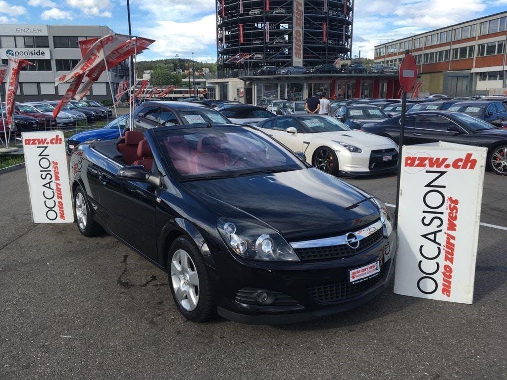 cabriolet Opel Astra TT 1.6i 16V Turbo Linea Rossa