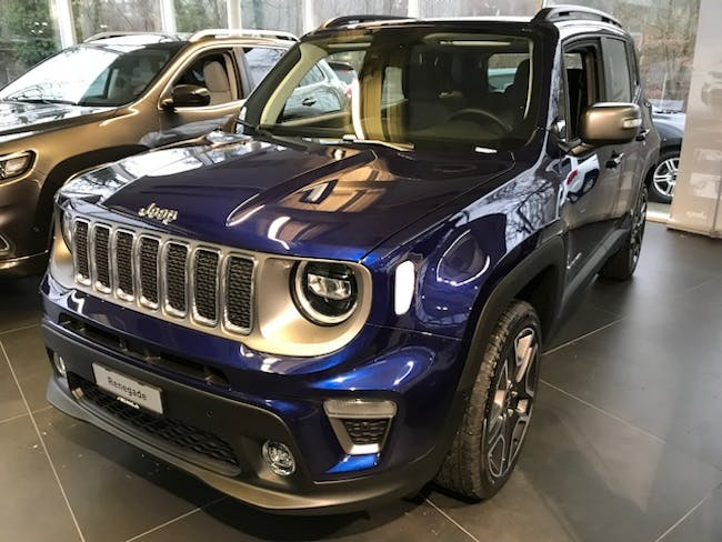 suv Jeep Renegade 2.0D/140 4x4 Limited