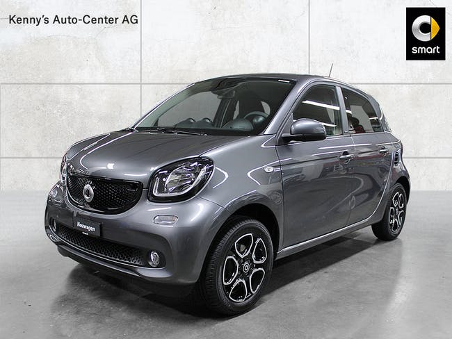 saloon Smart Forfour citypassion 71PS twinamic