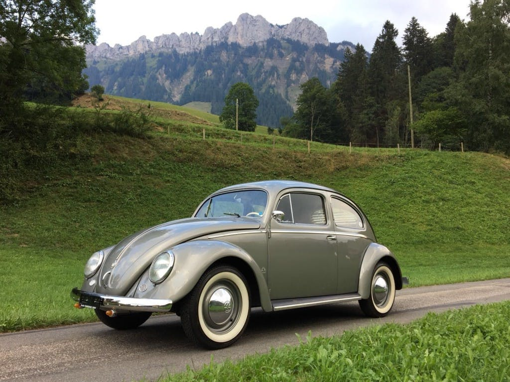 coupe VW Beetle Käfer OVALI