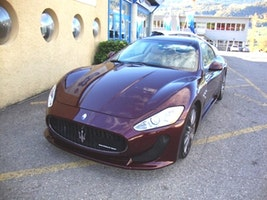 Maserati GranCabrio/Granturismo Gran Turismo 4.7 V8 S 48'900 km CHF45'500 - kaufen auf carforyou.ch - 3