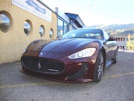 Maserati GranCabrio/Granturismo Gran Turismo 4.7 V8 S 48'900 km CHF45'500 - kaufen auf carforyou.ch - 2